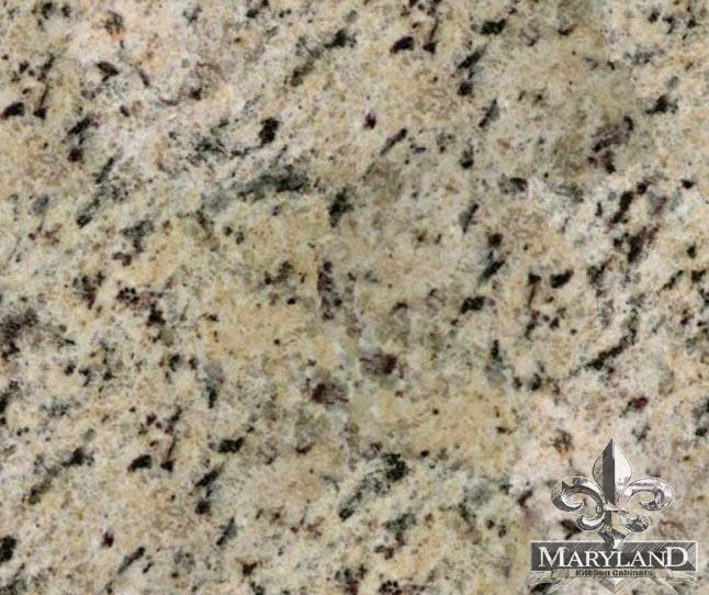 Rockville White Granite : Granite countertop colors beige cream