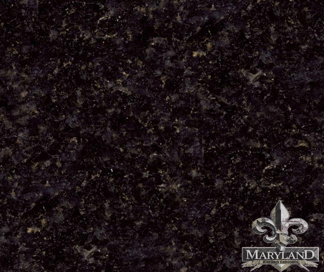 Black Pearl Granite Maryland Kitchen Cabinets Discount