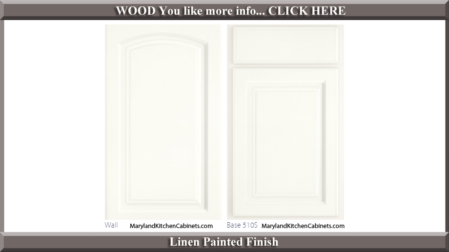 511 Linen Painted Finish Cabinet Door Style