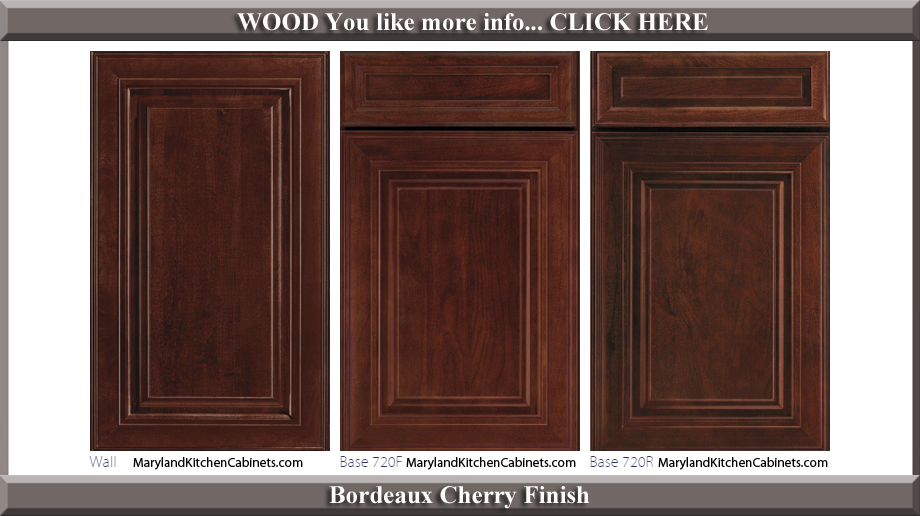 finished kitchen cabinet doors cherry doors amp cherrymdoors 15424