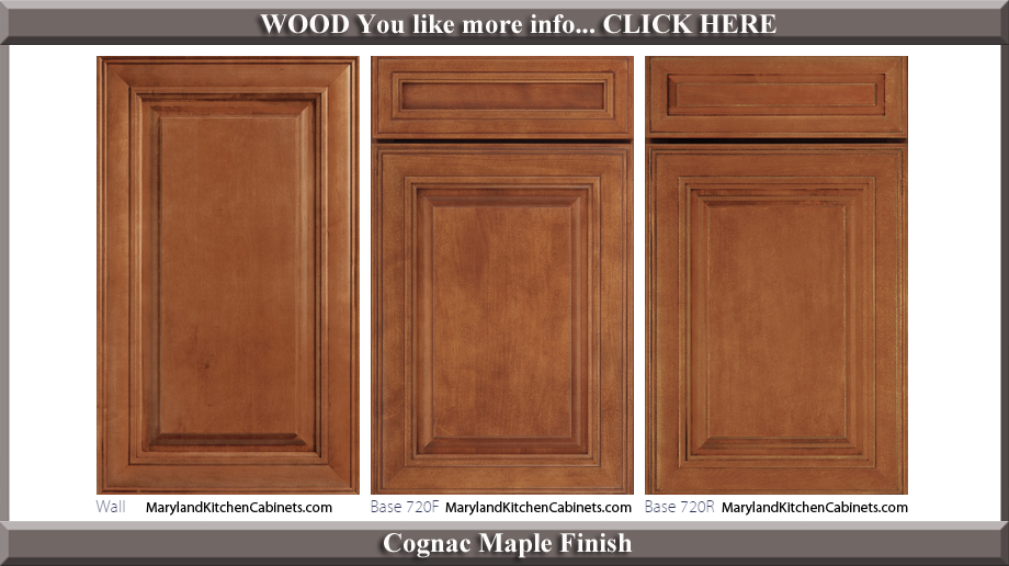 Maple Cabinet Door Styles And Finishes Maryland Kitchen