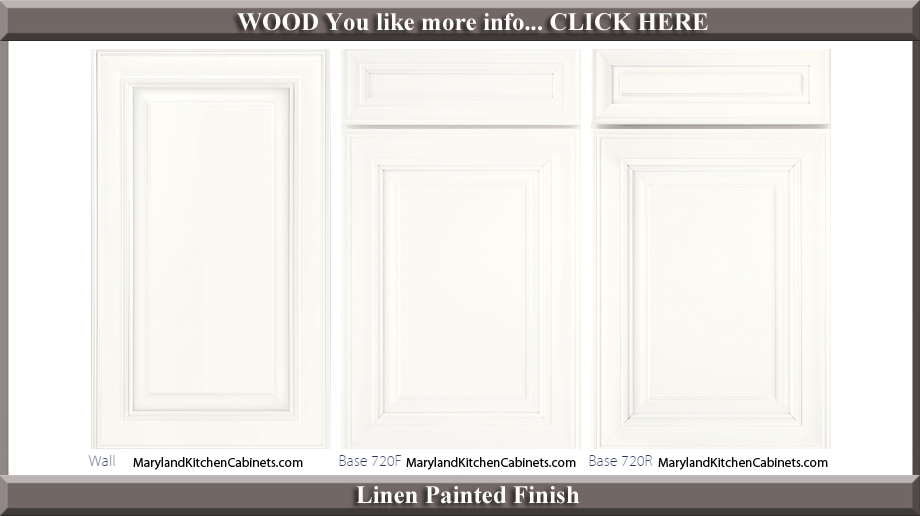 White Cabinet Door Design 720 – painted – cabinet door styles and finishes | maryland