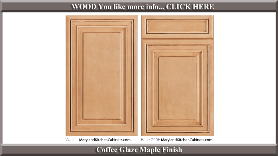 740 Maple Cabinet Door Styles And Finishes Maryland