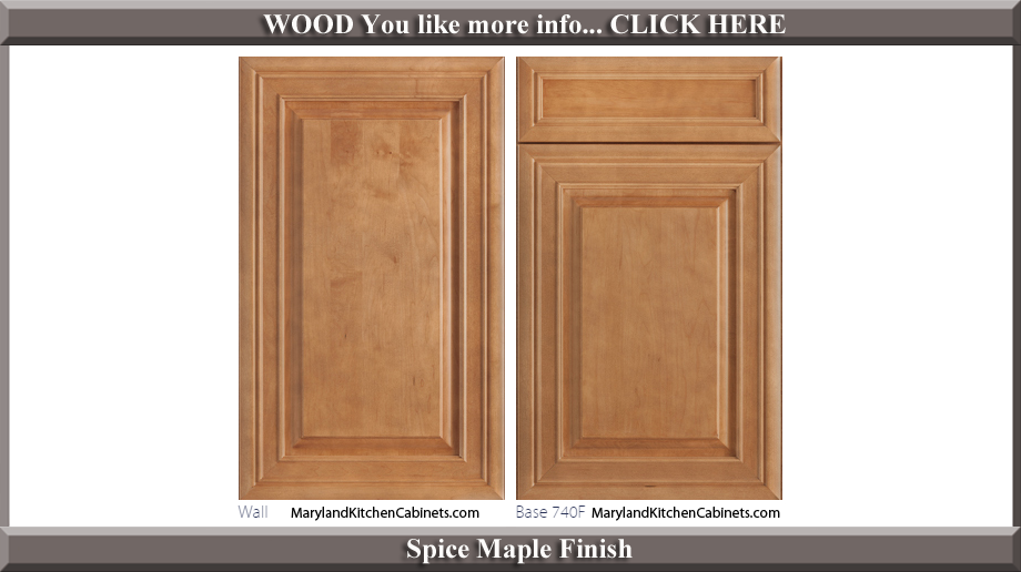 Maple Kitchen Cabinet Wood Doors Various Styles photo - 7