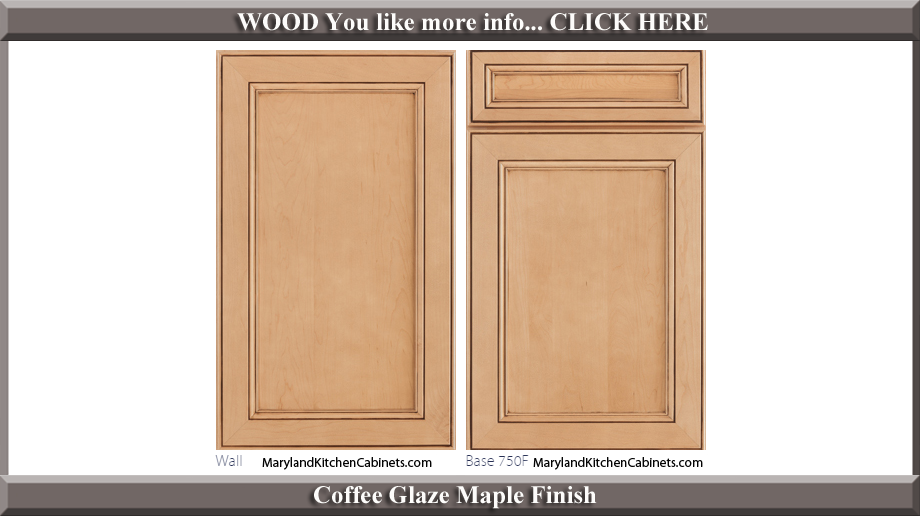 750 Maple Cabinet Door Styles And Finishes Maryland