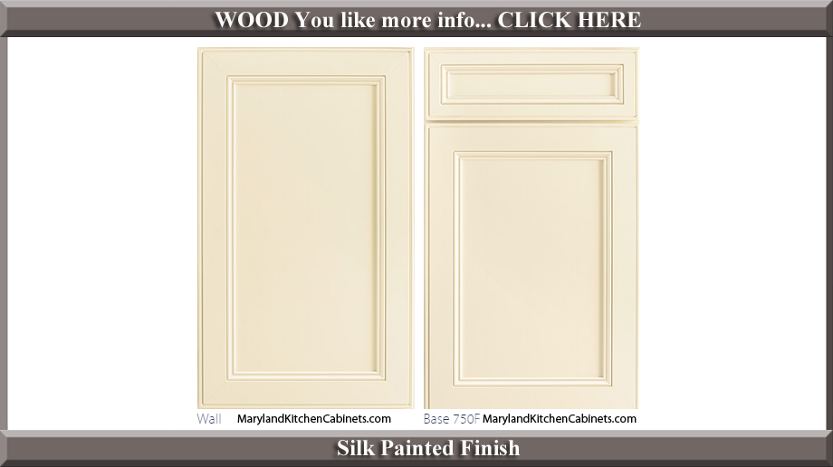 750 Silk Painted Cabinet Cabinet Door Style