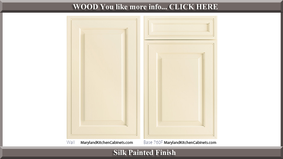 Painted Cabinet Door Styles And Finishes Maryland Kitchen
